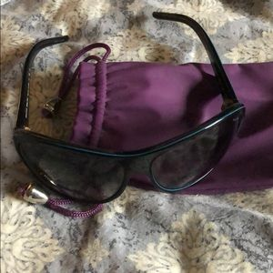 Ralph Lauren sunglasses with cover